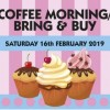 Coffee Morning/Bring & Buy